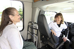 Hospital Shuttle Services for Transportation Management